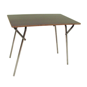 Table pliante 90x58cm