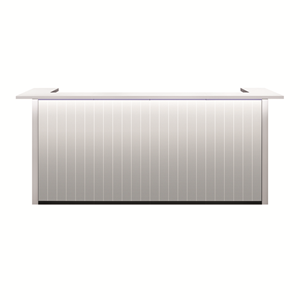 Modus Bar - 9m60 Wit - Wit Top