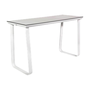 Table Salt blanc 180x70x110cm