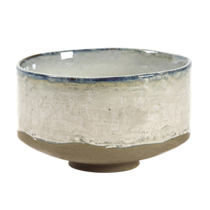 Bowl Merci n°1 grand 15cm blanc