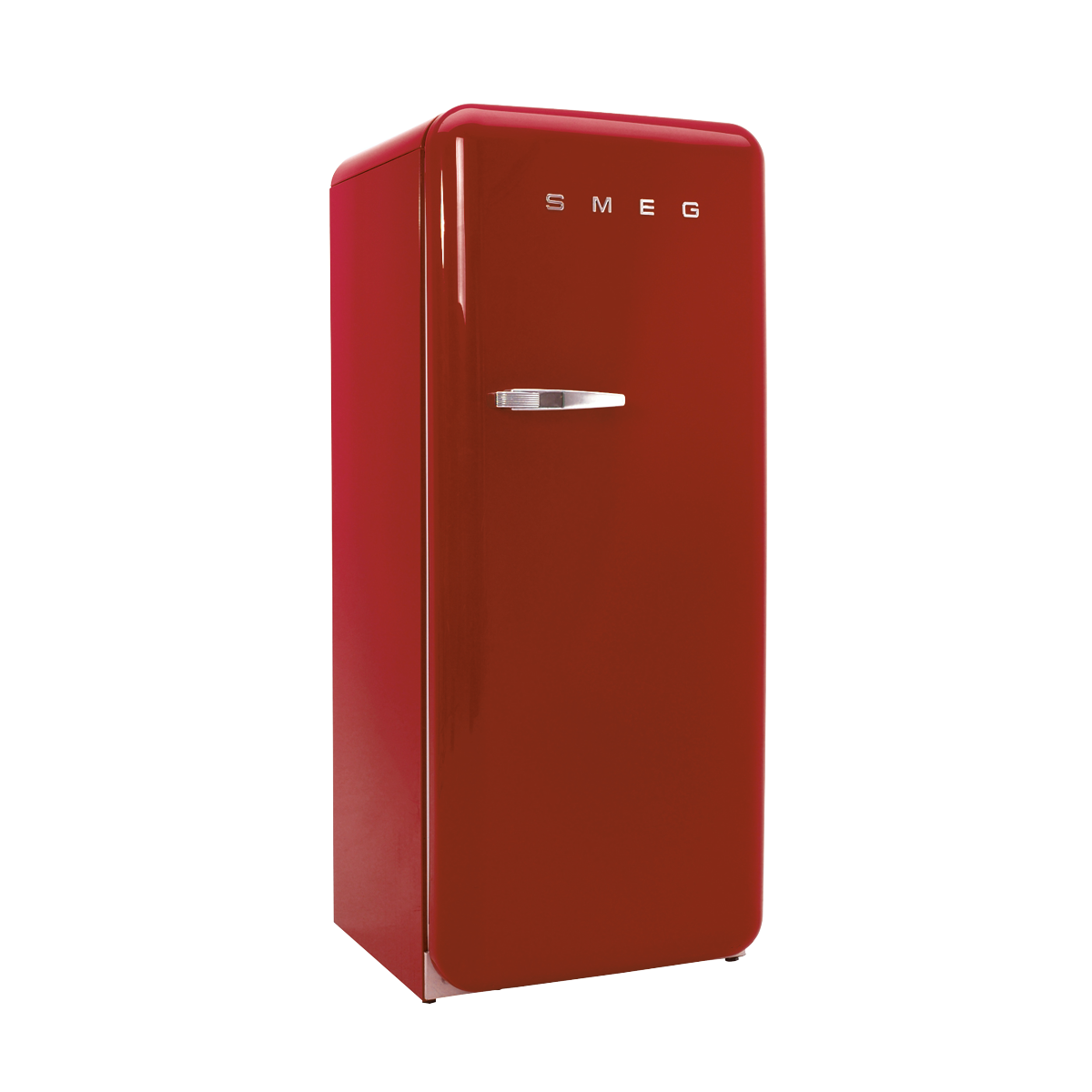 frigo retro smeg rouge femat pour ma f te je suis par. Black Bedroom Furniture Sets. Home Design Ideas