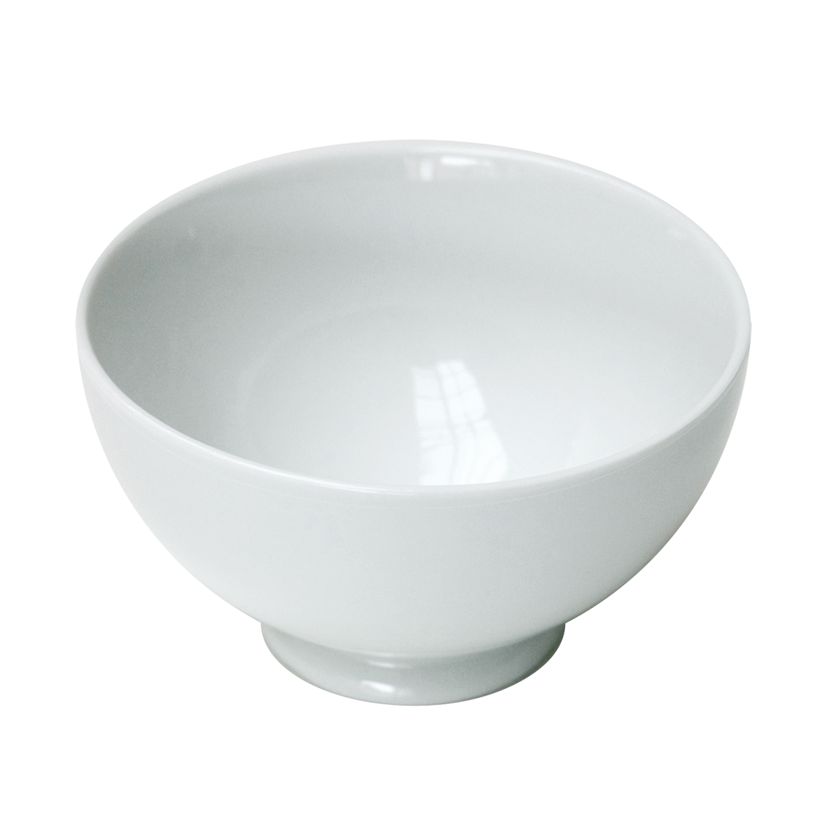 Bowl porselein wit 12,5x7,5cm (medium)