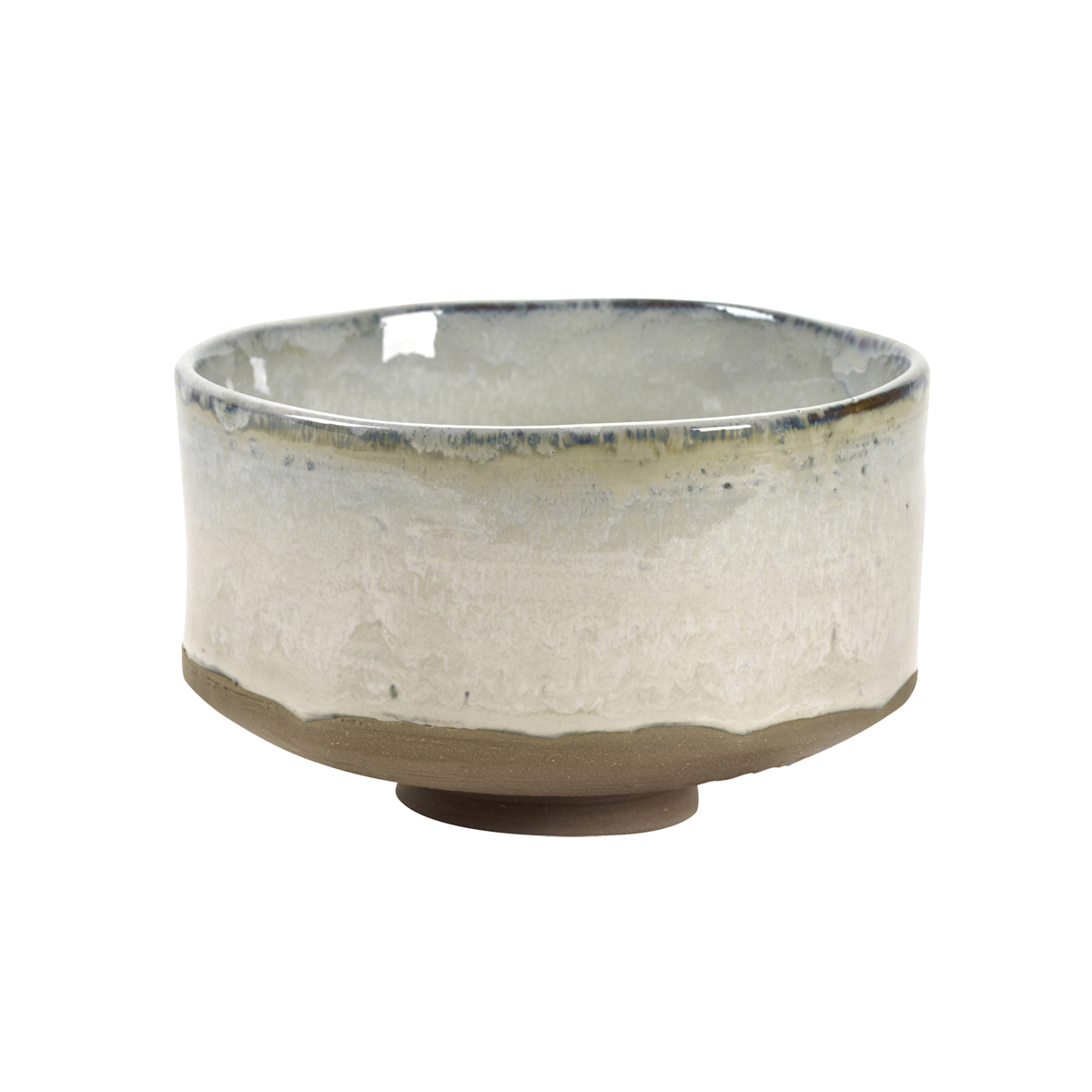 Bowl Merci n°1 medium wit 12,5cm